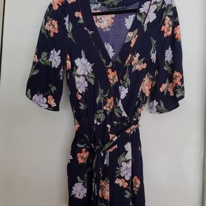 Nwot Abercrombie floral Romper